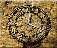 TA0816 : The Church Clock, Wootton by David Wright