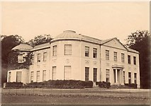 TQ6311 : Herstmonceux Place by unknown - 19th century photograph in my posession