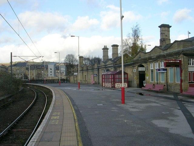 Platform 5 - Shipley Station