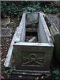 TQ2886 : Open grave, Highgate Cemetery by Oxyman