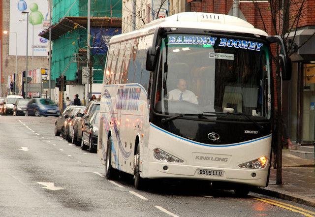 Rooney's express, Belfast (1)