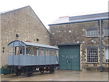 SU1484 : Steam - Great Western Hall by Colin Smith