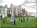 NZ4061 : Whitburn War Memorial South Tyneside by peter robinson