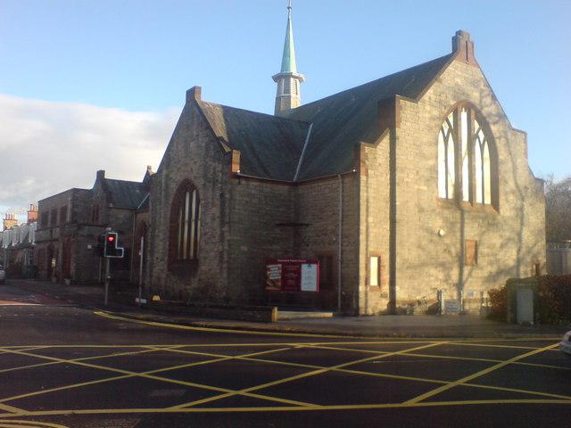Greenbank Parish Church , Edinburgh