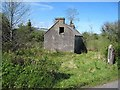 G9022 : Abandoned house, Liscuillew Lower by Oliver Dixon
