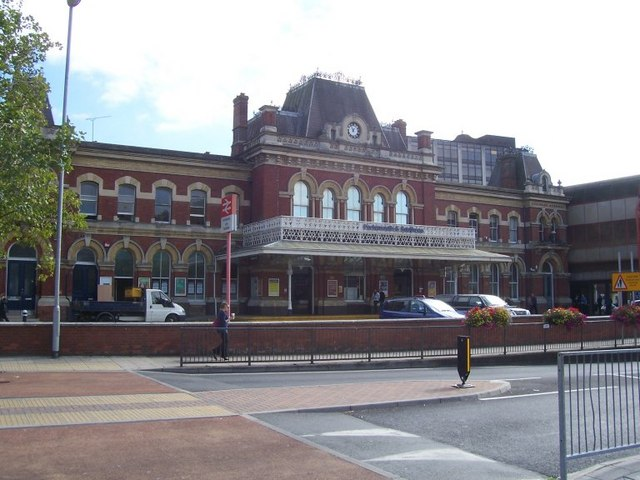Portsmouth and Southsea Railway Station