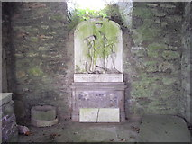 NN8666 : Monument to the George Murray, 6th Duke of Atholl in St Brides Church by PAUL FARMER