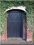TA0816 : Pedestrian Gateway, Old Vicarage, Wootton by David Wright
