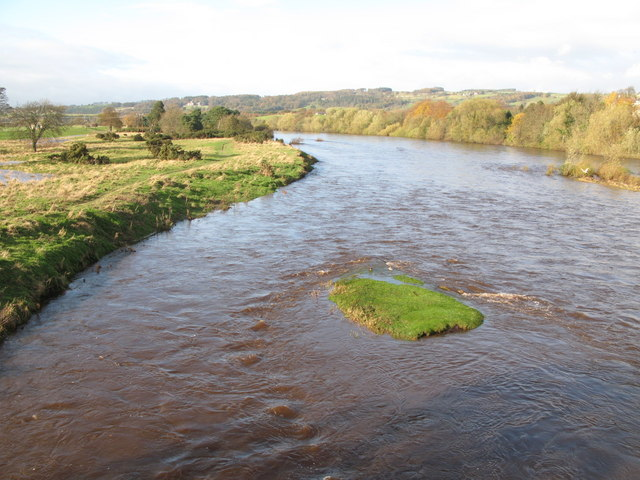 The River Tyne at Corbridge (2)