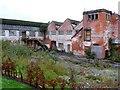 ST4837 : Morlands Site Glastonbury (14) by Nigel Mykura