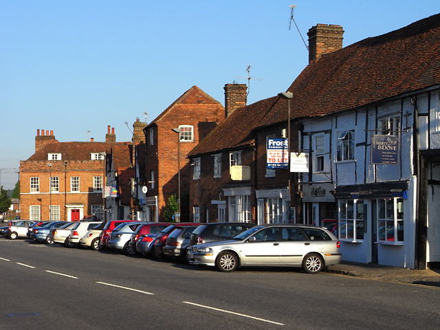 The Broadway, Amersham