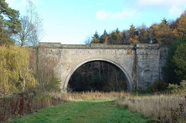 Montagu Bridge, Dalkeith Country Park