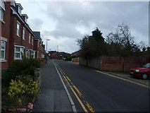 SZ0893 : Bournemouth : Winton - Privet Road by Lewis Clarke