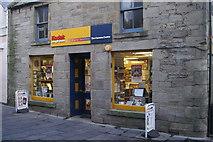 HU4741 : The Camera Shop, Lerwick by Mike Pennington