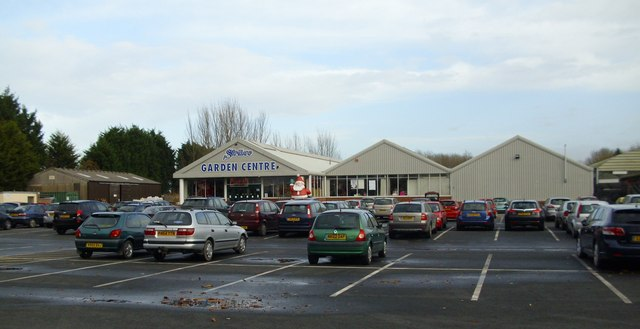 Strikes Garden Centre © Gordon Hatton cc-by-sa/2.0 ...