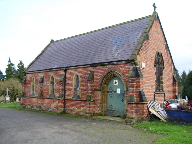 Former chapel, Northallerton cemetery