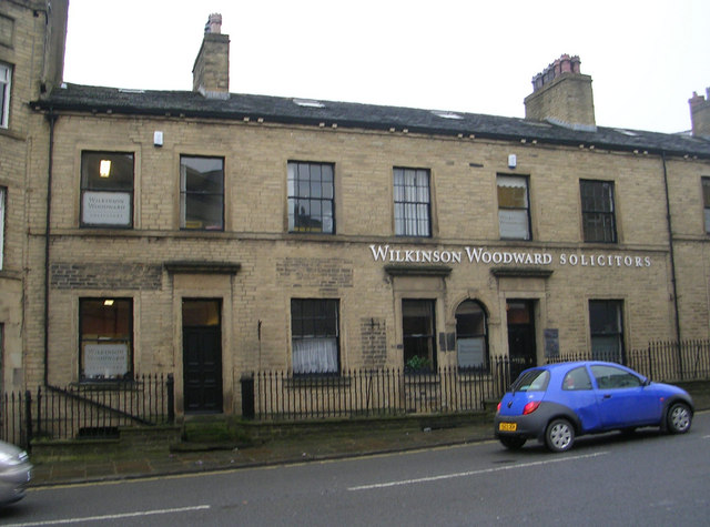 Wilkinson Woodward Solicitors - Fountain Street