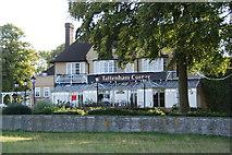 TQ2258 : The Tattenham Corner pub by Bill Boaden