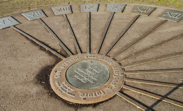 Time capsule, Lisburn (1)