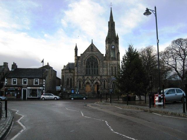 The Church in Galgate, Barnard Castle