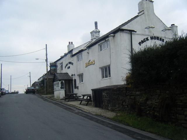 Pack Horse Inn, Affetside.