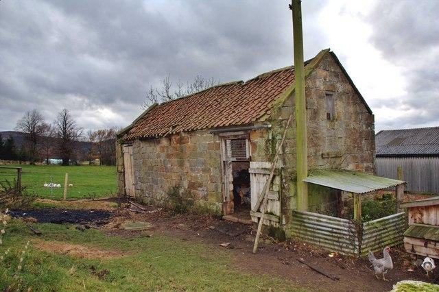 Farm Outbuilding, Bank Foot Farm