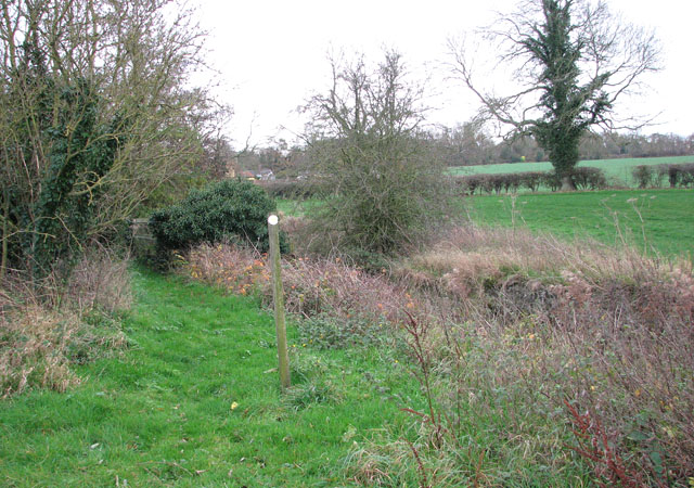 Path along the Beck