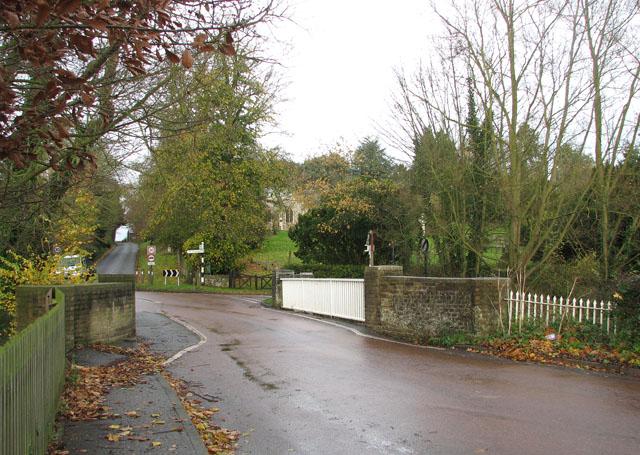 Bridge over the Beck