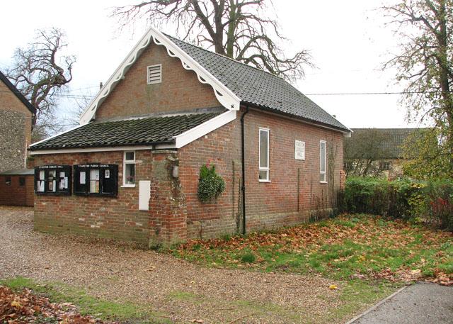 Starston Jubilee Hall