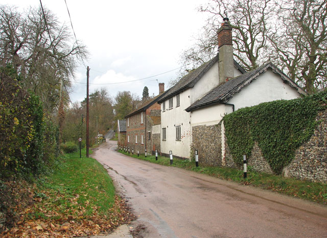 Cottages on Railway Hill