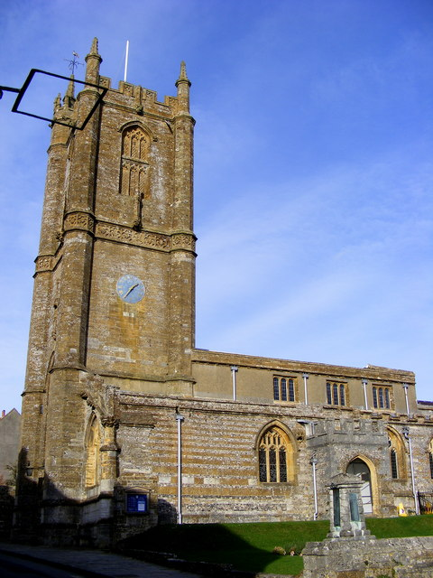 The Parish Church of St Mary the Virgin, Cerne Abbas