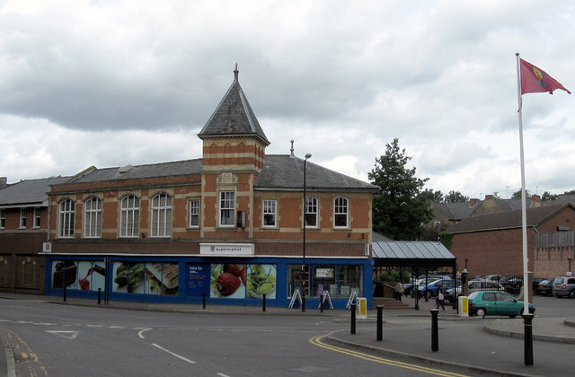 Co-op Supermarket, Raunds