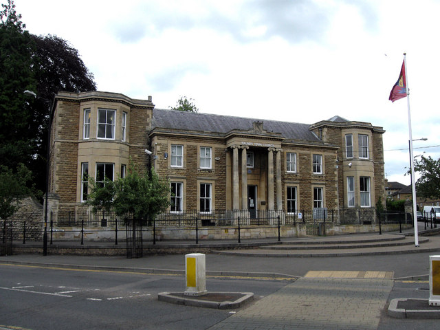 Council Offices, Raunds, Northants