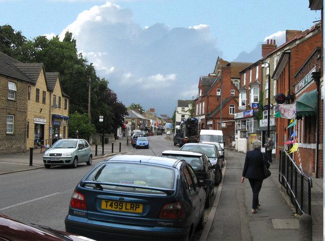 Brook Street, Raunds, Northants