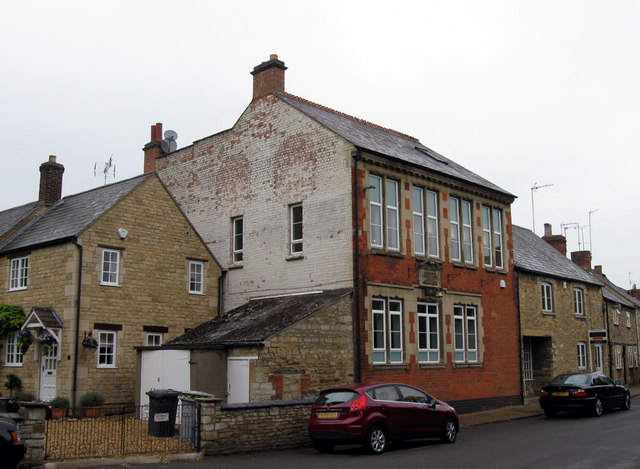 Working Men's Club, Geddington, Northants