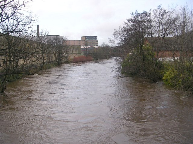 River Aire - Otley Road