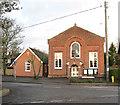 TM1986 : Pulham Market Methodist Church by Evelyn Simak