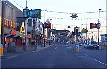 SD3035 : The Promenade at Blackpool by Steve Daniels