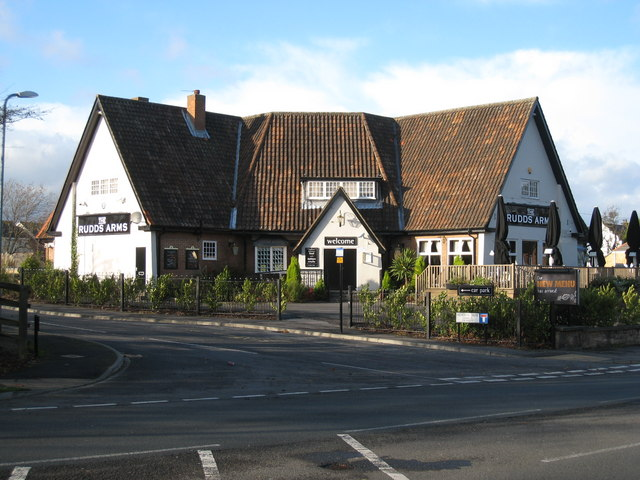 The Rudds Arms in 'Old' Marton