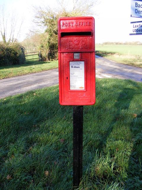 Pound Corner Postbox