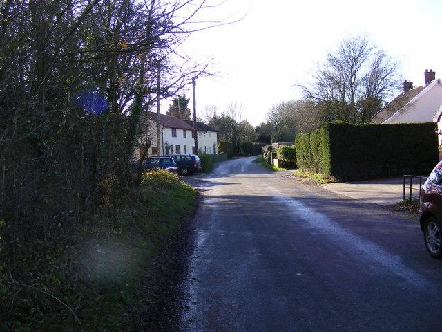 Mill Road, Badingham
