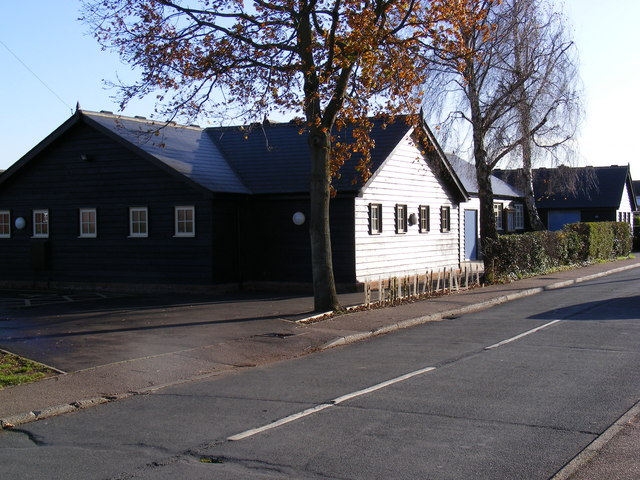 Laxfield Village Hall