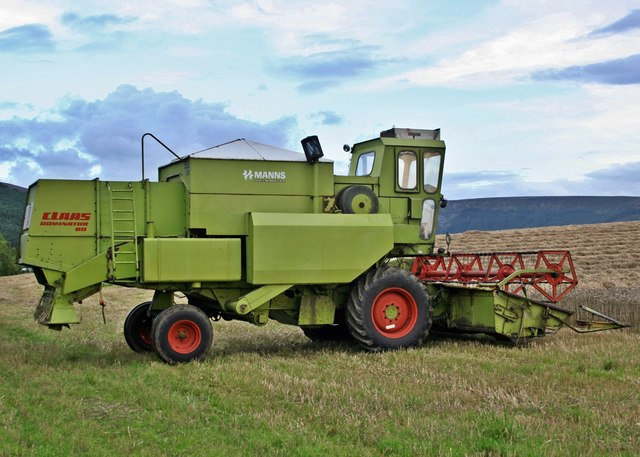Harvest Time, Bank Foot Farm