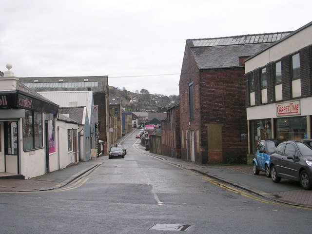 Whitley Street - Park Road