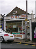 SE1039 : Wilds - Park Road by Betty Longbottom