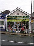 SE1039 : Bingley Handyman - Park Road by Betty Longbottom