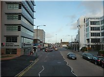 SZ0991 : Bournemouth : Holdenhurst Road by Lewis Clarke