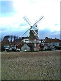 TG0444 : Cley Windmill, Cley Next The Sea by Paul Buckingham