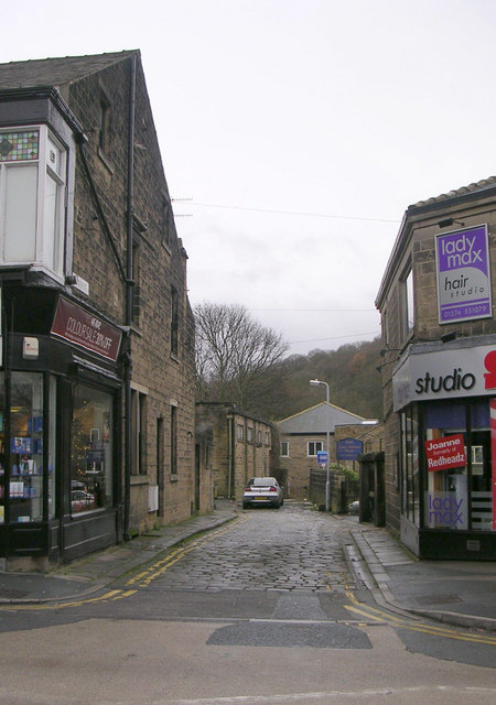 Dryden Street - Main Street