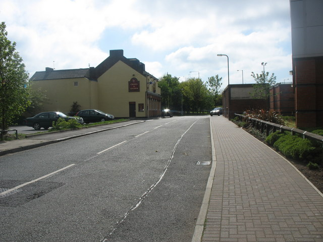 Chapel Road in Jarrow